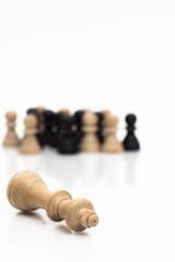 Schachmatt - Aufstand gegen den König