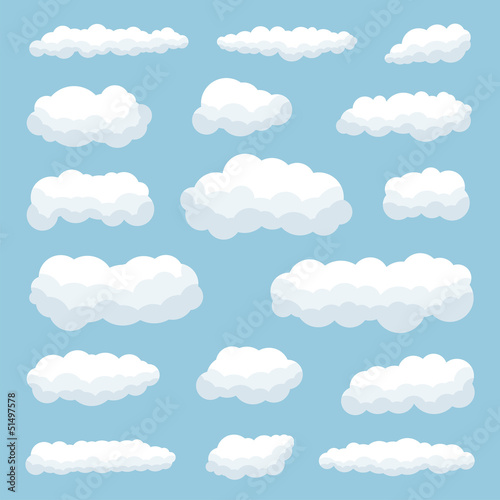 Papiers peints Ciel clouds