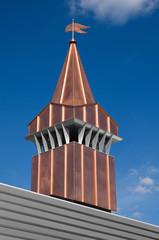 torre di rame