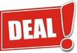 étiquette deal