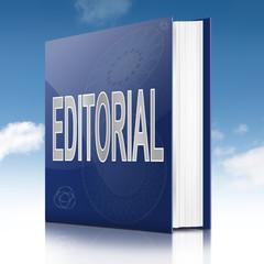 Editorial book.