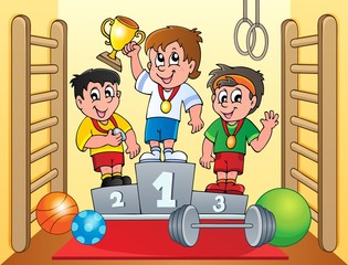 Sport and gym topic image 6