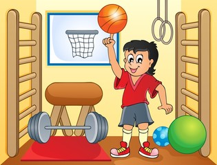 Sport and gym topic image 8