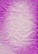 folded magenta paper background