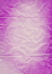 folded magenta paper background