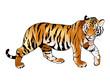 Red tiger.