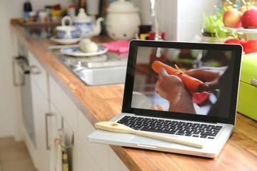Online cooking