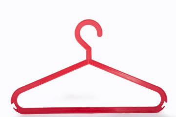 Red hanger loop