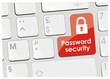 clavier password security