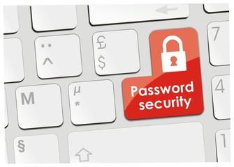 clavier password security