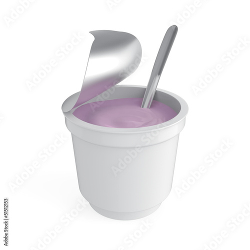 Fruit yogurt