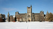 University of Toronto in Winter
