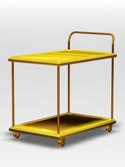 golden trolley