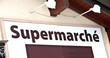 Enseigne supermarché