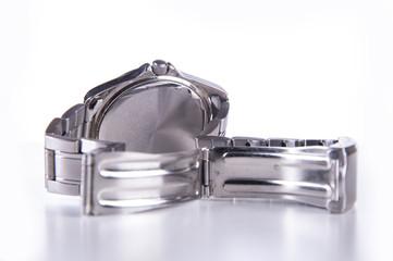 Elegant men's wristwatch