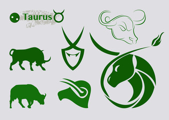 Taurus - Vector Art