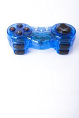 Blue joypad