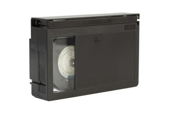 VHS cassette format