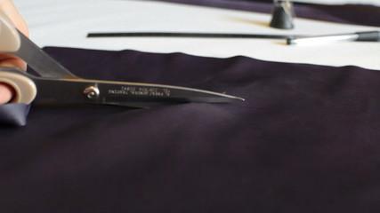 designer scissor skin