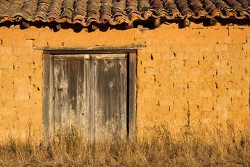 caseta de aperos de labranza - tillage hut
