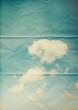 paper texture sky
