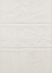 folded letter backdrop