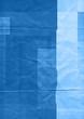 graphic paper blue