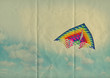 kite paper texture