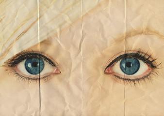 paper eyes