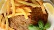 Milanesa con fritas