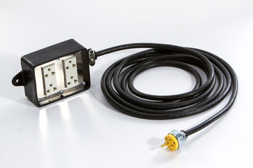 Electric Plug Extension Cord