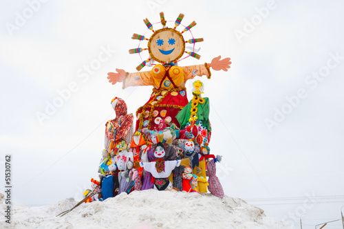 Maslenitsa - Russian religious holiday