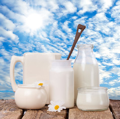 Lactosefreie Milch