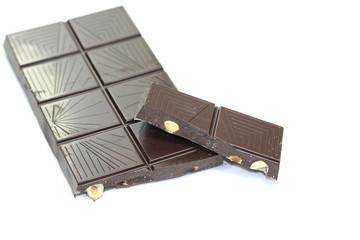 plaque de chocolat