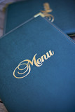 Restaurant, menu, carte, table, liste, repas, dîner, plats