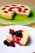 Cheesecake with red fruits © Arena Photo UK