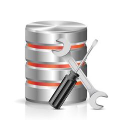 ベクター、データベースの修理