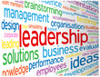 """LEADERSHIP"" Tag Cloud (business excellence success solutions)"