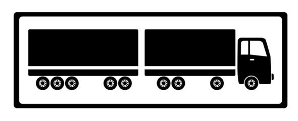 gigaliner long truck