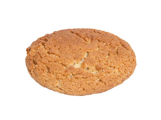 single oat cookie