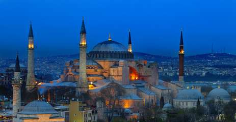 Hagia Sofia (Estambul)