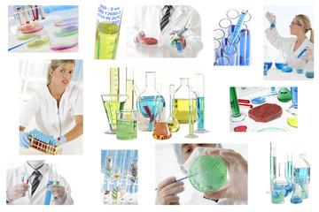 Laboratoire - Sécurité alimentaire & Médicale