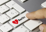 I love Berlin tastatur