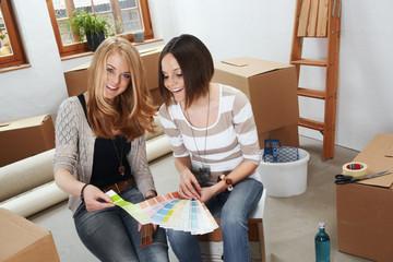 2 girls relocate