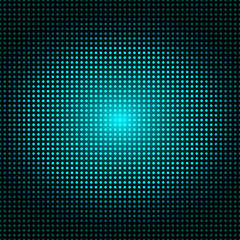 Shiny particle background