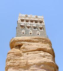 Yemen. Sanaa. Dar Al-Hajar.