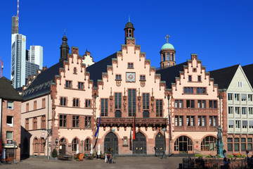Frankfurt am Main - Römer (Rathaus) - 2013