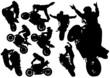 Extreme man moto
