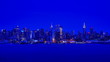 New York City Blue Hour Time Lapse