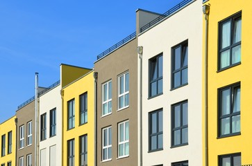 Bunte Townhouses